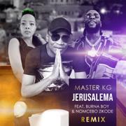 Jerusalema (feat. Burna Boy & Nomcebo Zikode) [Remix] - Master KG