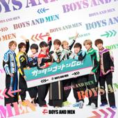 Gattan Gotton Go! - BOYS AND MEN