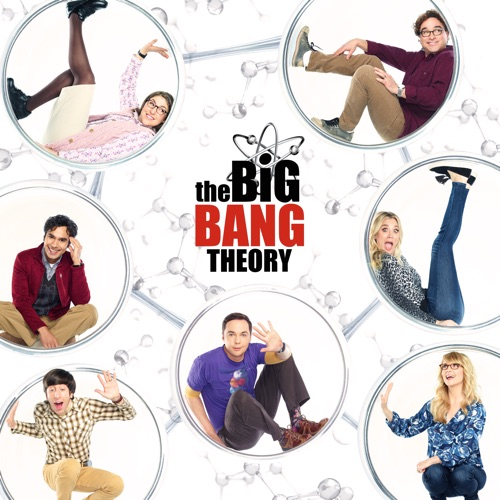 The Big Bang Theory, Seasons 1-12 poster