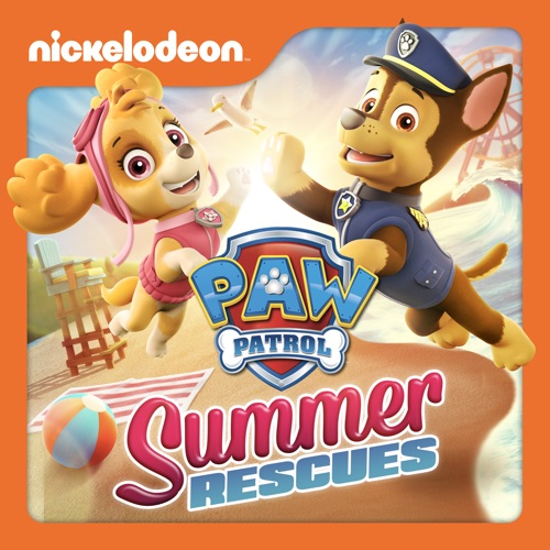 PAW Patrol, Summer Rescues poster