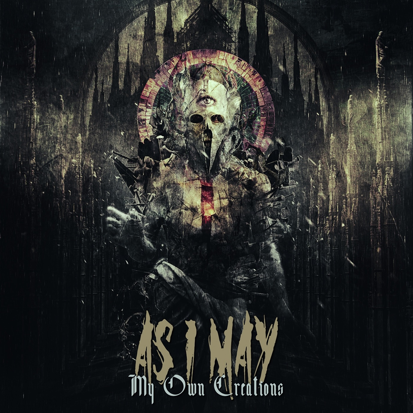 As I May - My Own Creations (2019)