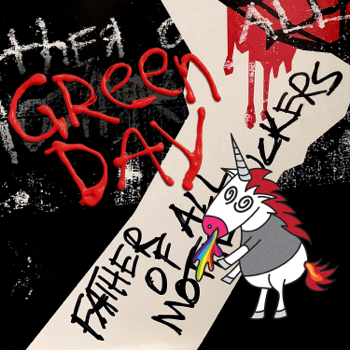Father of All Green Day album songs, reviews, credits