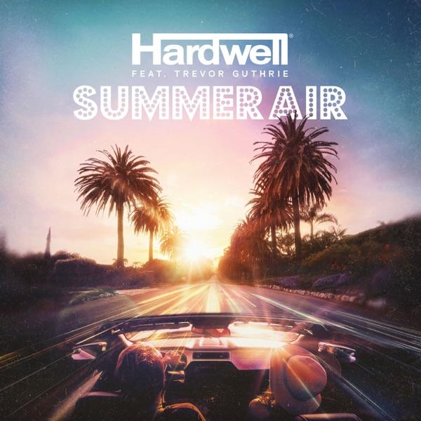 Hardwell mit Summer Air (feat. Trevor Guthrie)