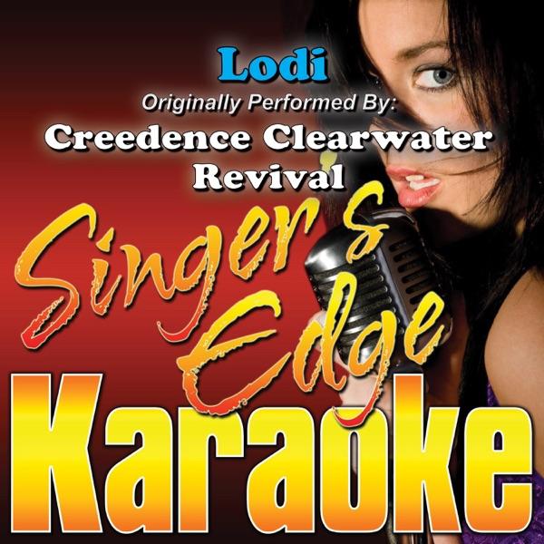 Lodi (Originally Performed By Creedence Clearwater Revival) [Instrumental] - Single