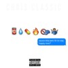 Chris Classic - SauceDripPercLitNoCapHappyNow? - EP  artwork