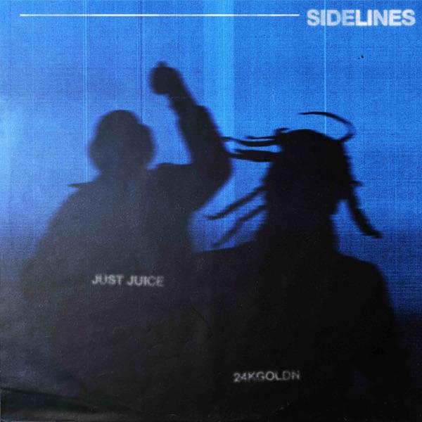 SIDELINES (feat. 24kGoldn) - Single