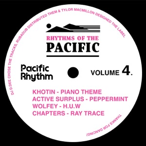 Rhythms of the Pacific Volume 4. - EP