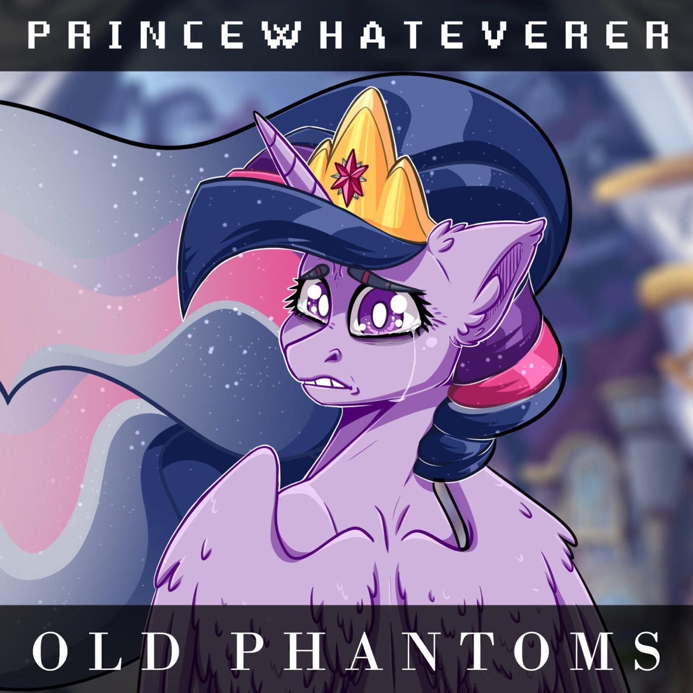 PrinceWhateverer - Old Phantoms [single] (2020)