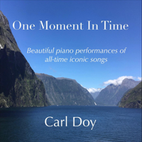Carl Doy - One Moment in Time artwork