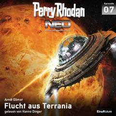 Flucht aus Terrania - Perry Rhodan - Neo 7 (Ungekürzt)