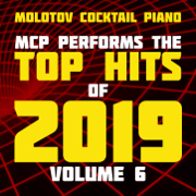 Rocket Man (Instrumental) - Molotov Cocktail Piano - Molotov Cocktail Piano