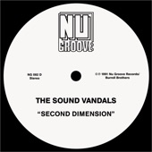Second Dimensions - EP