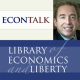 Image of EconTalk podcast