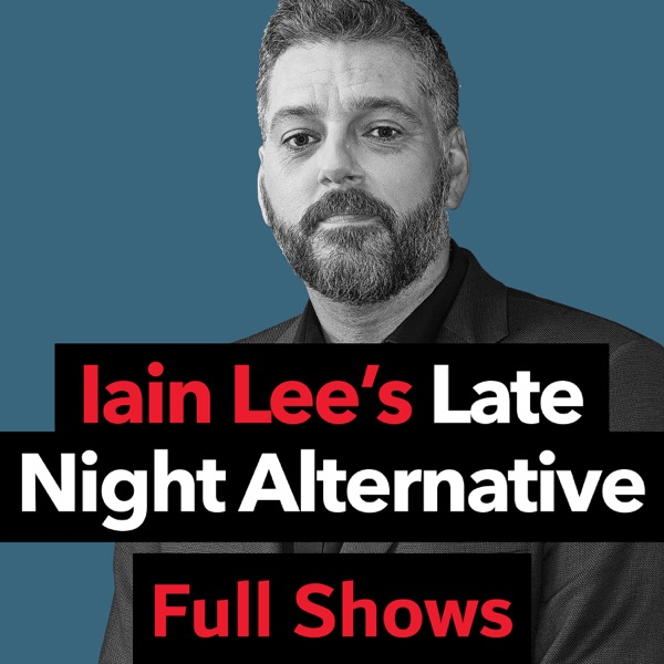 Iain Lee – Wednesday 16th January 2019