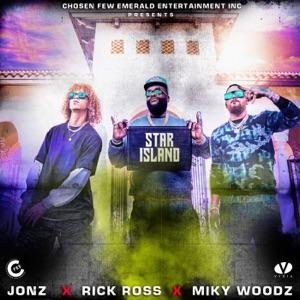 Jon Z, Rick Ross & Miky Woodz - Star Island