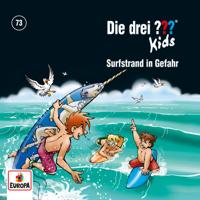 Die drei ??? Kids - Folge 73: Surfstrand in Gefahr artwork