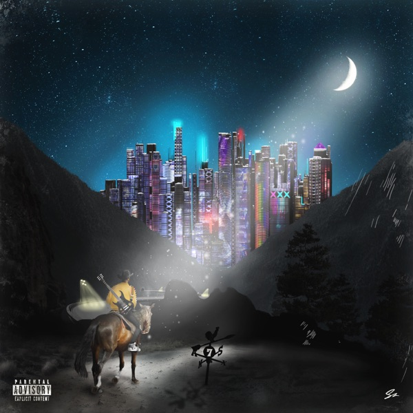 iTunes Artwork for 'Panini - Single (by Lil Nas X)'