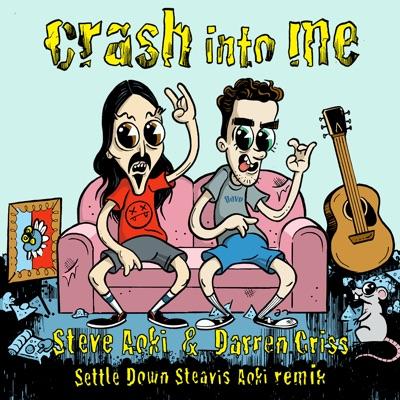 Crash into Me (Settle Down Steavis Aoki Remix) - Single - Steve Aoki
