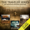 Tom Abrahams - The Traveler Series: A Post-Apocalyptic/Dystopian Adventure: Books 1-3 (Unabridged)  artwork