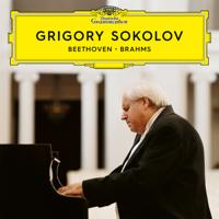Grigory Sokolov - Beethoven - Brahms (Live) artwork