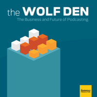 Podcast cover art for The Wolf Den