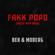 BEK & Moberg Fakk Popo (Dolce Vita 2020) - BEK & Moberg