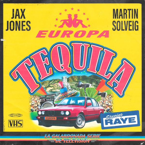 Cover art for Tequila (Feat. Raye)