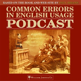 Christmas History In English.The Common Errors In English Usage Podcast Episode 117