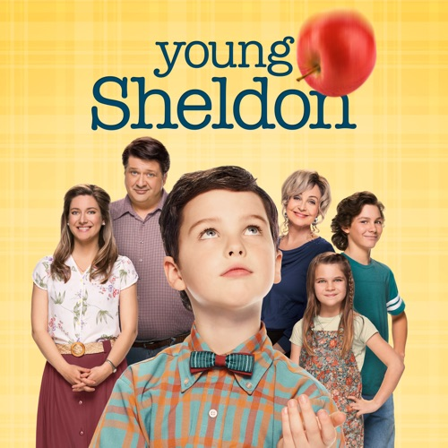 Young Sheldon, Season 3 poster