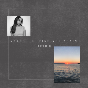 Maybe Ill Find You Again  EP Ruth B. album songs, reviews, credits