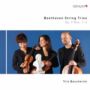 Trio Boccherini - Beethoven: String Trios, Op. 9 Nos. 1-3