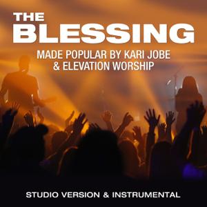 Worship Warehouse - The Blessing (Instrumental Karaoke Performance Backing Track)
