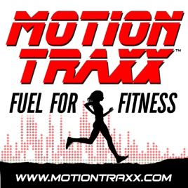Motion Traxx: Upbeat Workout Music for Running and General