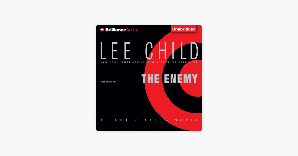 The Enemy (Unabridged) - Lee Child