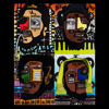 Terrace Martin, Robert Glasper, 9th Wonder & Kamasi Washington - Dinner Party  artwork
