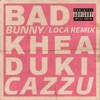 Loca feat Cazzu Remix Single