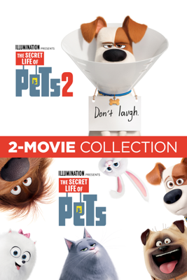 The Secret Life of Pets 2-Pack HD Download