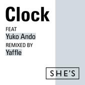 Clock (feat. Yuko Ando) (Yaffle Remix)