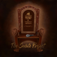 Lloyd Brown & Various Artists - The Salute Project artwork