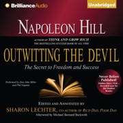 Napoleon Hill's Outwitting the Devil: The Secret to Freedom and Success (Unabridged)