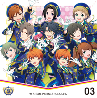 THE IDOLM@STER SideM 5th ANNIVERSARY DISC 03 - EP