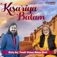 Pandit Vishwa Mohan Bhatt & Ricky Kej - Kesariya Balam (Instrumental) - Single