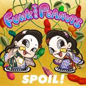 SPOIL!/FUNK THE PEANUTSジャケット画像