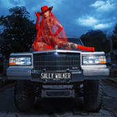 Sally Walker - Iggy Azalea Cover Art