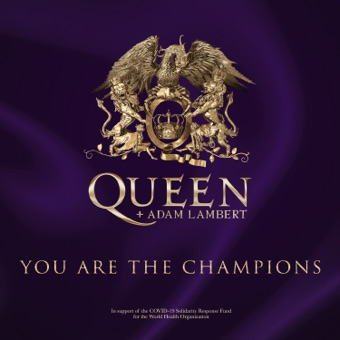 Queen + Adam Lambert - You Are The Champions