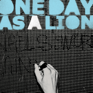One Day As a Lion - One Day as a Lion - EP