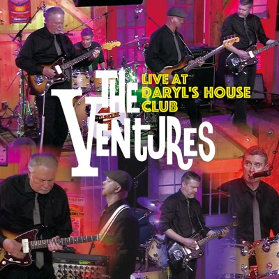 Live at Darryl's House Club - The Ventures