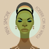 Nina Simone - Fodder on My Wings  artwork
