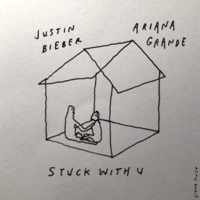 Lagu mp3 Ariana Grande & Justin Bieber - Stuck with U baru, download lagu terbaru
