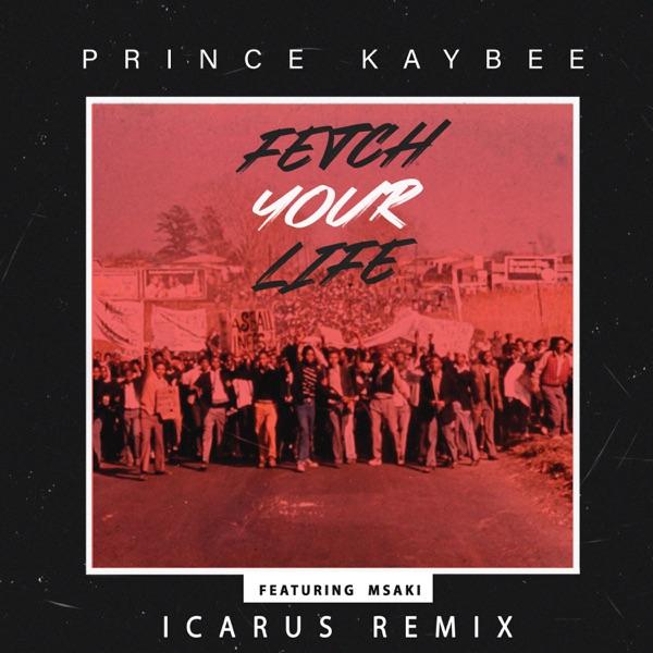 Fetch Your Life (feat. Msaki) [Icarus Remix] - Single
